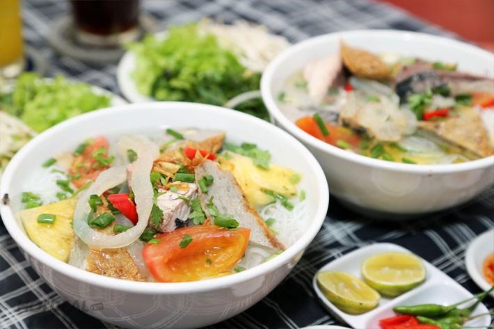 Nhớ về Nha Trang với món bún sứa