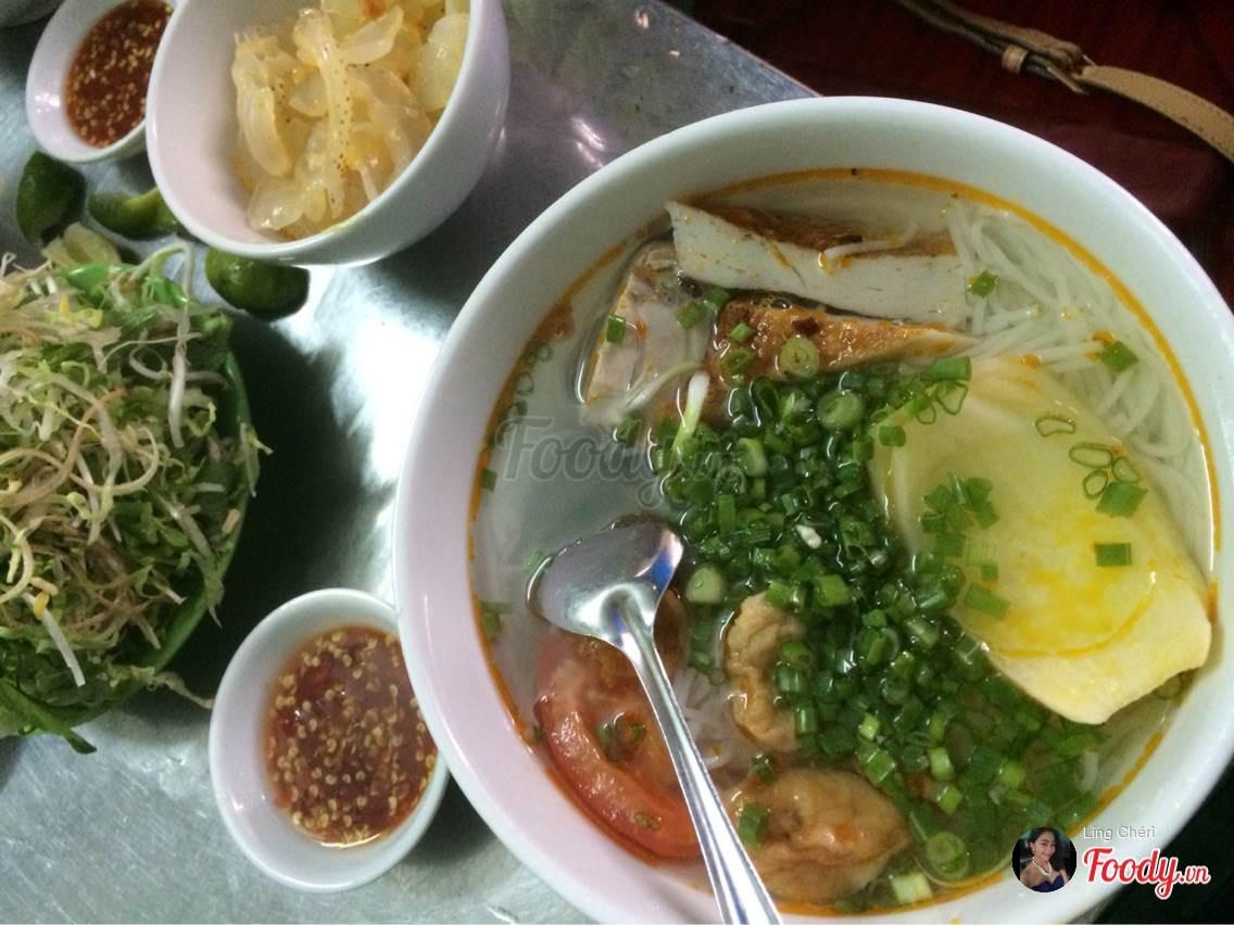 Ghé Nha Trang nhớ ăn bún cá