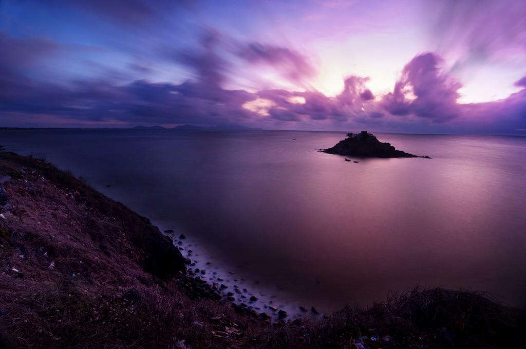 Vẻ đẹp quyến rũ, mộng mơ ở Bãi Sau phố biển Vũng Tàu