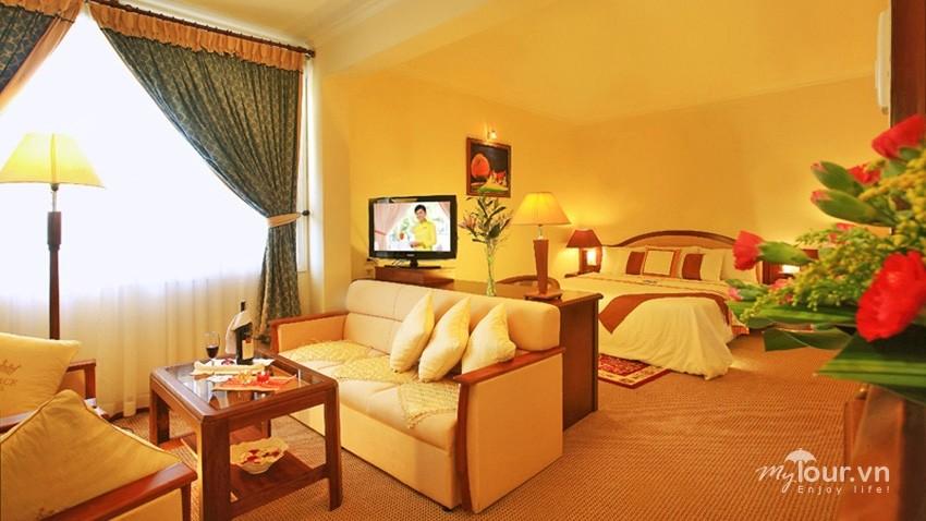 Những khách sạn hạng sang lại mang đến cho bạn một nơi lưu trú như mơ