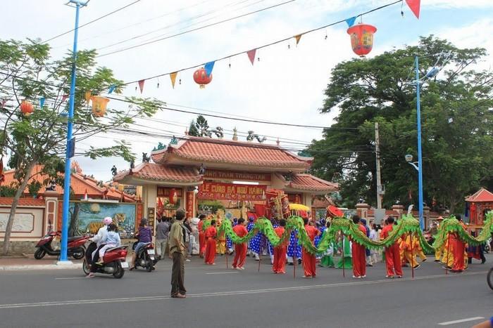 Lễ hội Đình Thần Thắng Tâm cầu an, cầu phúc