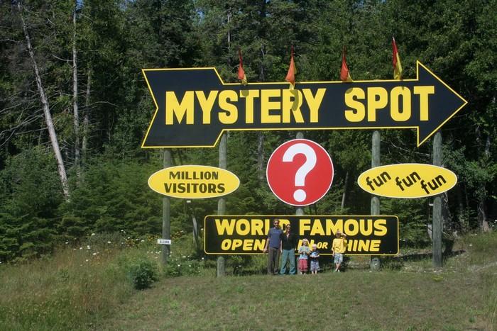 Điểm đến đi ngược định luật vật lý tại Michigan hút khách