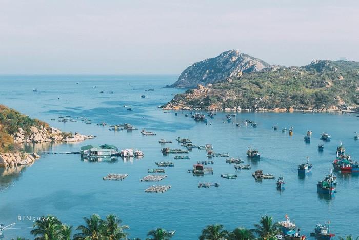 Đi qua miền đất của biển và đảo Cam Ranh - Ảnh: @nguyenducthinh__