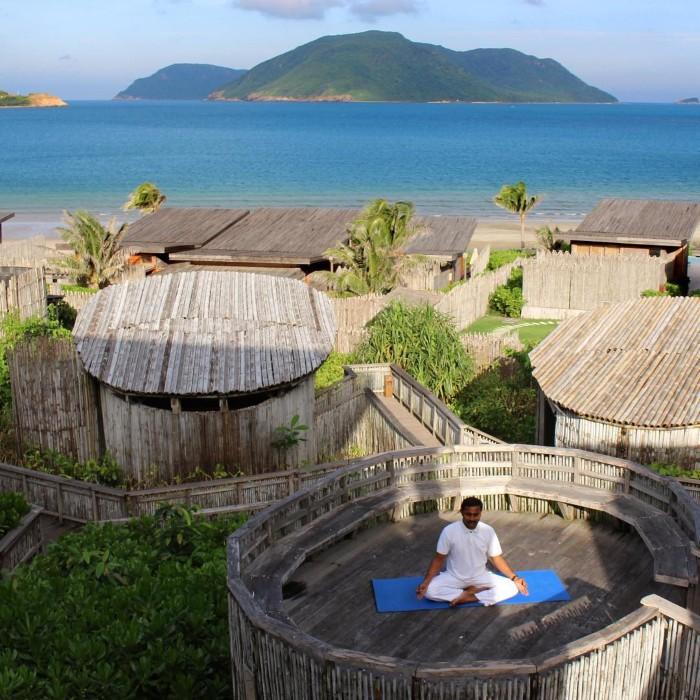 Six Sense Côn Đảo còn có những khu trị liệu để tinh thần tươi trẻ