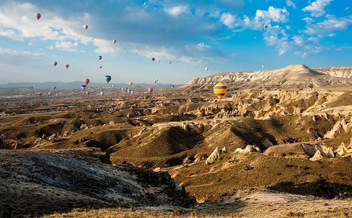 Cappadocia, Thổ Nhĩ Kỳ.