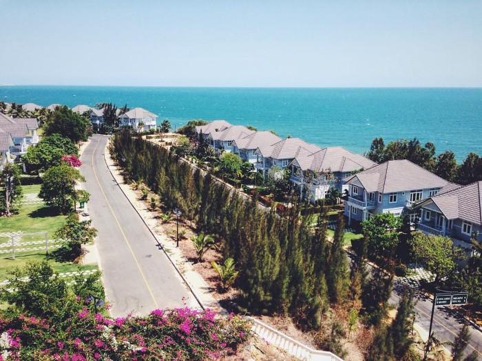 Sea Links Beach Phan Thiết tọa lạc tại vị trí tốt- Ảnh: jaxmint