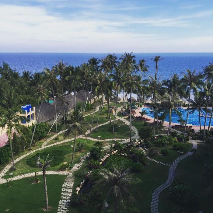 Khách sạn Mường Thanh- điểm đến lý tưởng- Ảnh: nu_chow