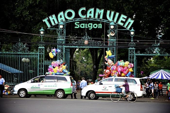 Thảo Cầm Viên giữa lòng Sài Gòn