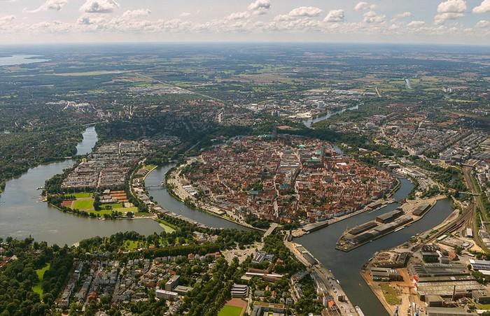 Lucbeck, Đức