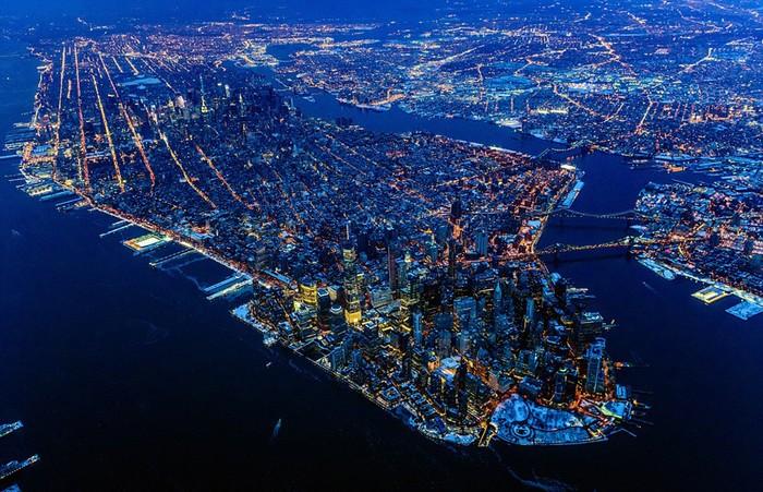 Manhattan, Mỹ