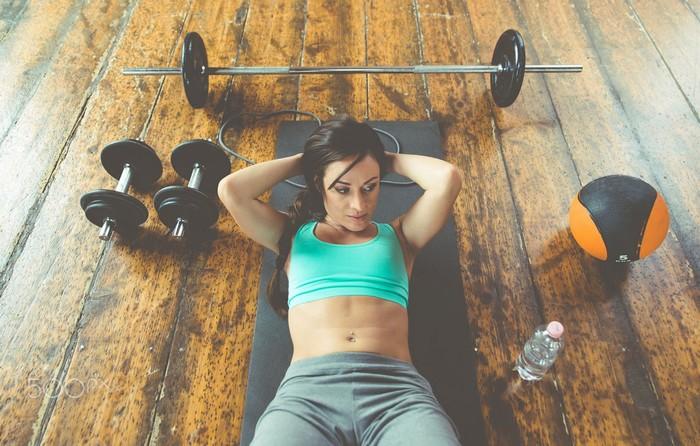 Quay trở lại thói quen tập thể dục