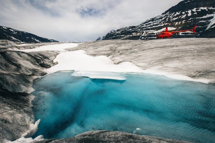 Mặc dù thực tế ở Alaska có nhiều sông băng hơn tưởng tượng, bạn vẫn sẽ được khám phá các cảnh đẹp khác.