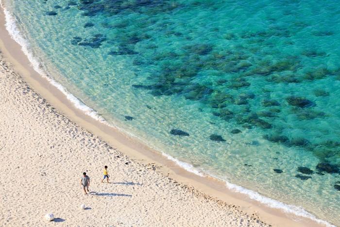 Say lòng một góc biển ở đảo Phú Quý
