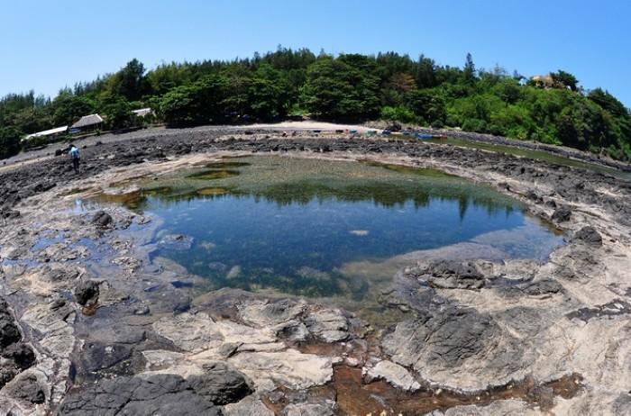 Vết tích miệng núi lửa
