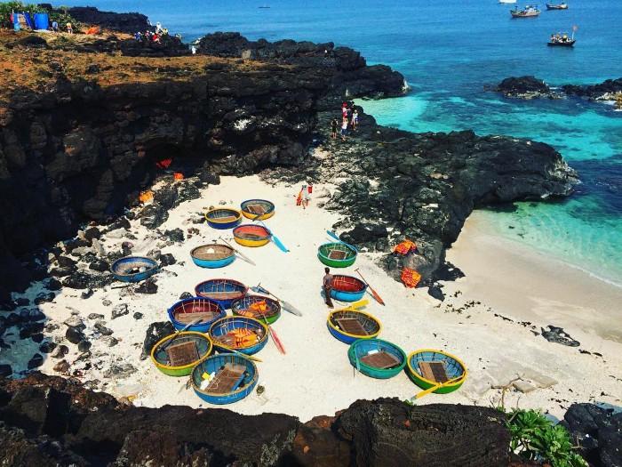 Đảo Bé - điểm hẹn không thể bỏ qua tại Quảng Ngãi