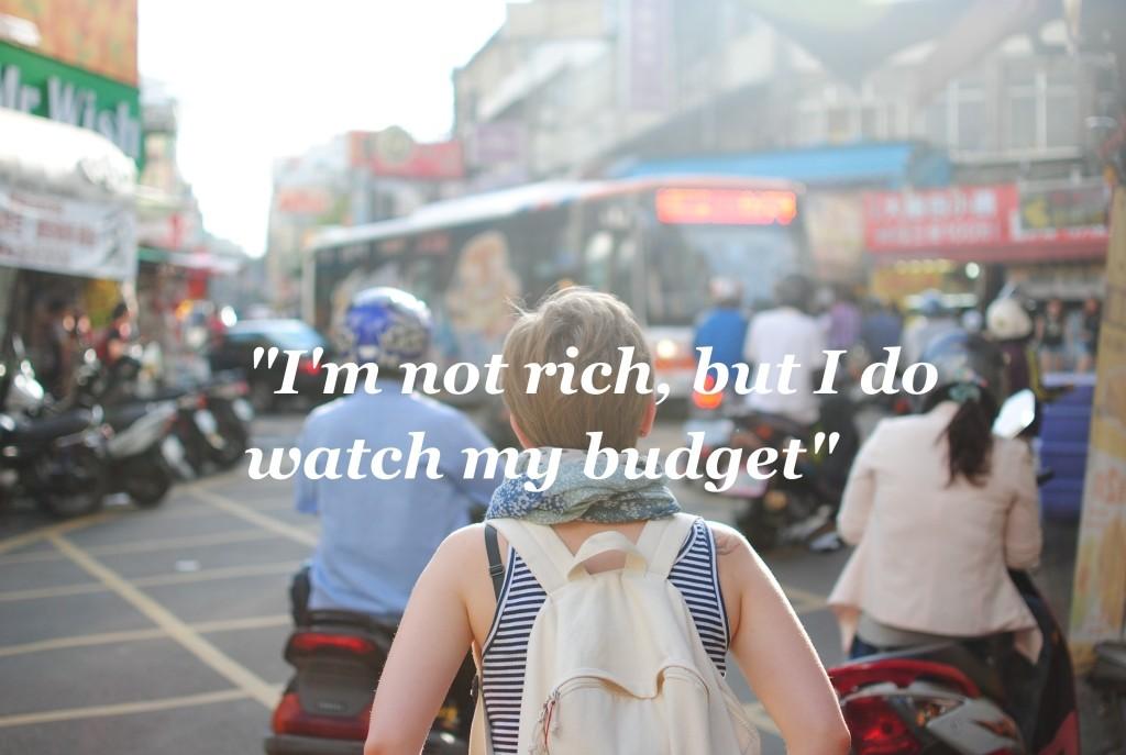 Chúng tôi không giàu có nhưng biết dùng tiền hợp lý