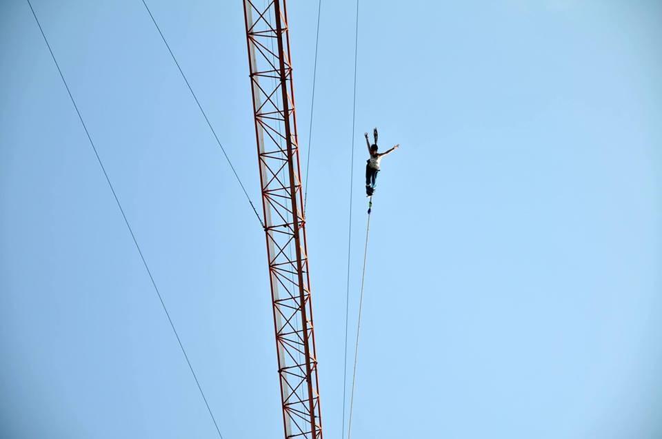 Nhảy bungee ở Thái Lan