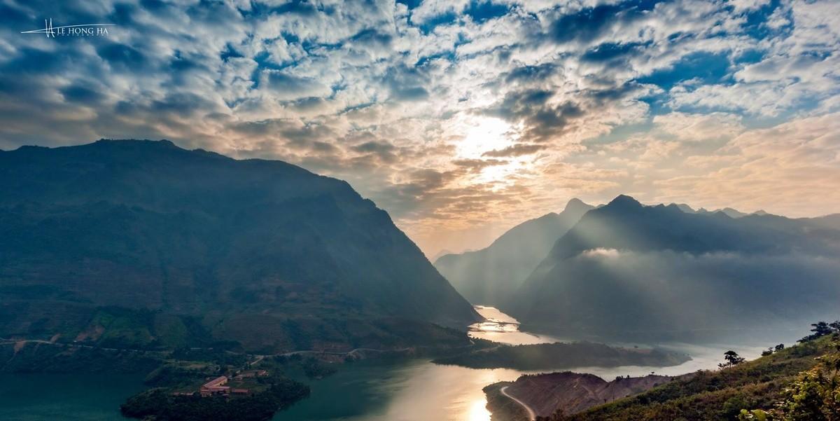 Ngã ba sông Đà - Nậm Na
