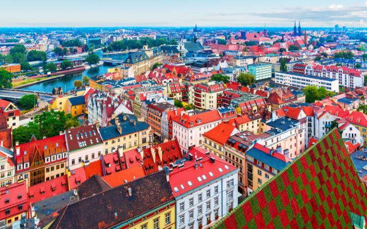 Wroclaw, Ba Lan