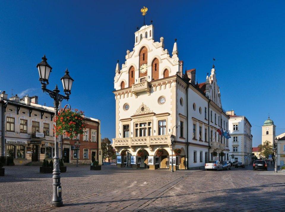 Rzeszów, Ba Lan