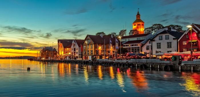 Stavanger, Na Uy