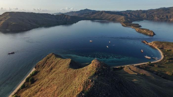 Đảo Komodo - nơi trú ngụ của sinh vật bí ẩn