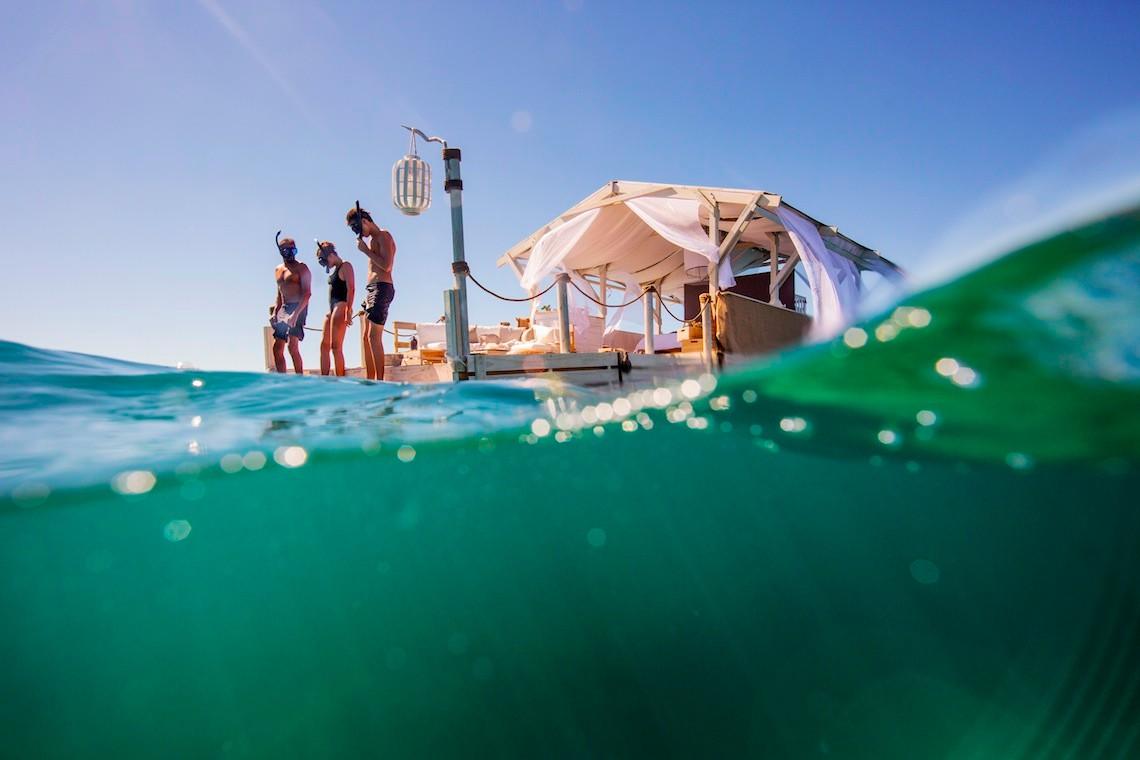 Ngôi nhà lênh đênh ngoài biển khơi nước Úc