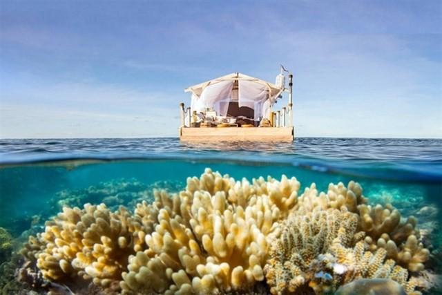 Vùng biển trong lành nhất nhì thế giới