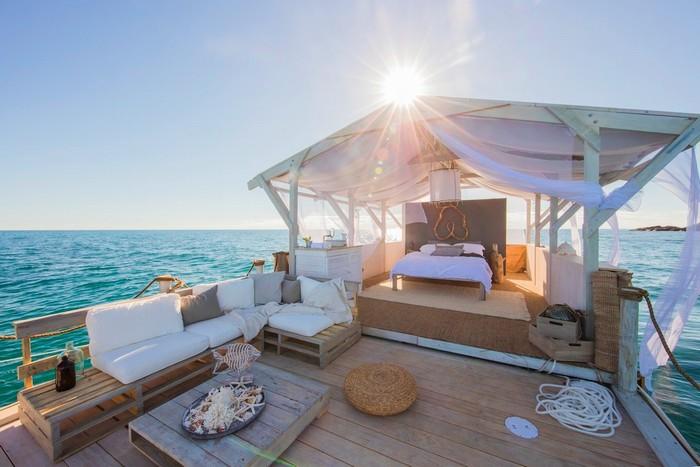 Ngôi nhà trong mơ với bất cứ tín đồ biển nào