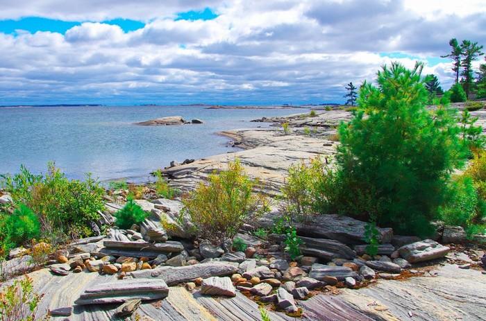 Đảo Franklin nơi có loài rùa biển quý hiếm