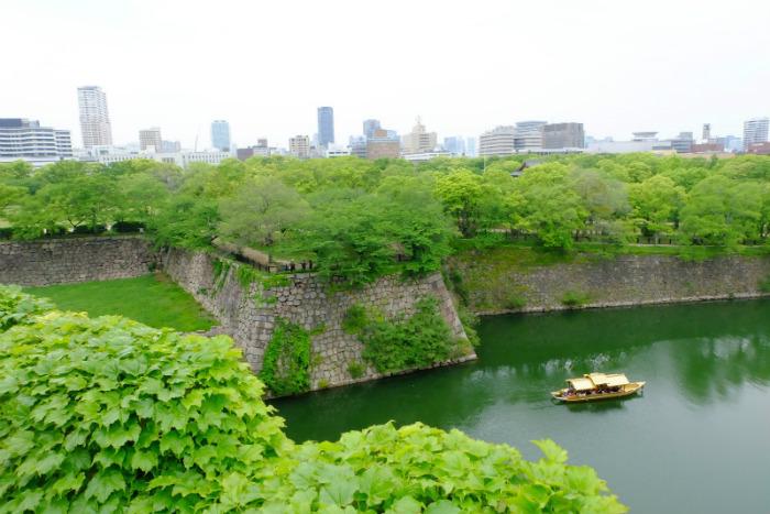 Đây là nơi tổ chức lễ hội Tenjin rất lớn hằng năm