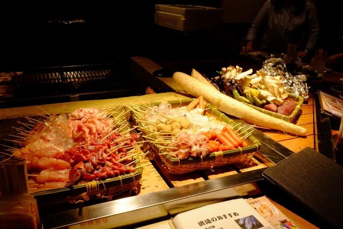 Một nhà hàng BBQ ở Osaka