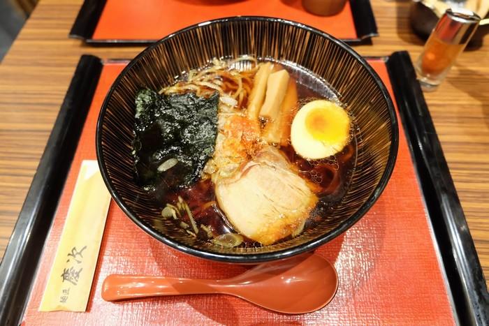 Thưởng thức mì ramen, món ngon truyền thống của Nhật Bản
