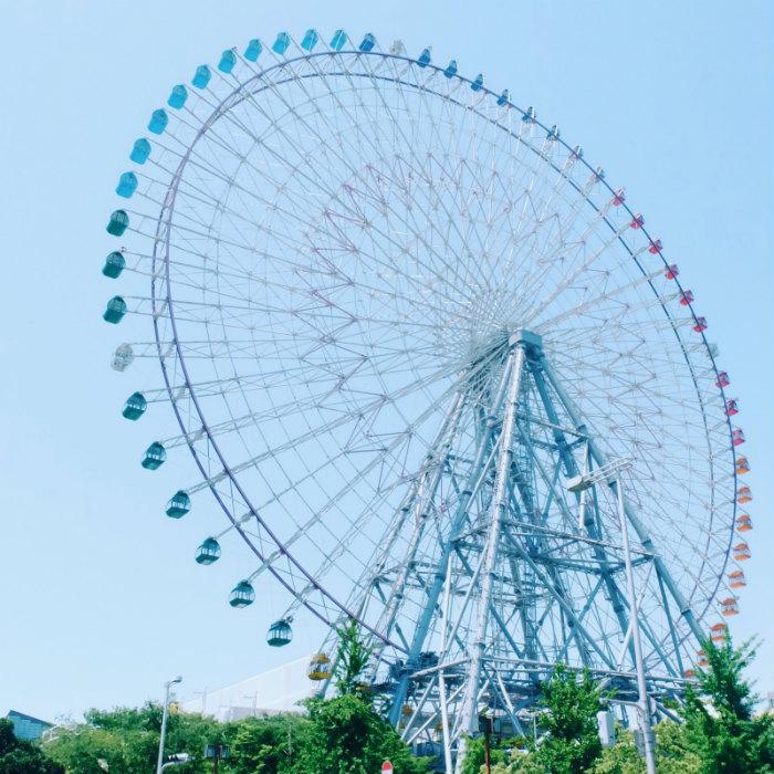 Một số góc khác về Osaka