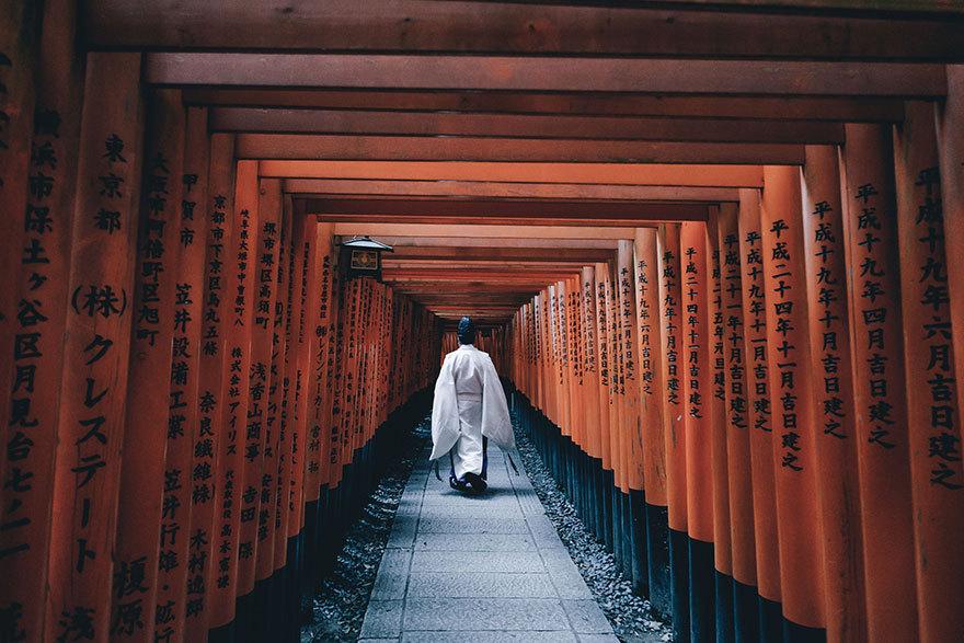 Đền thờ Fushimi Inari