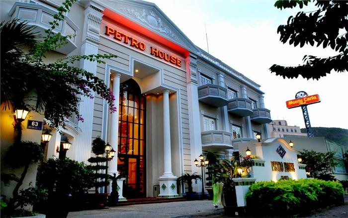 Khách sạn Petro House xinh xắn ở phố biển Vũng Tàu