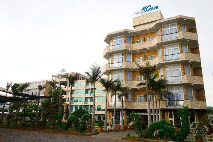 New Wave - một trong những khách sạn 4 sao chất lượng tốt ở Vũng Tàu