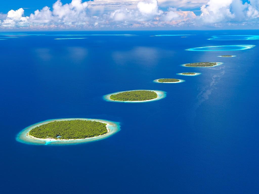 Những hòn đảo sắp biến mất trên thế giới