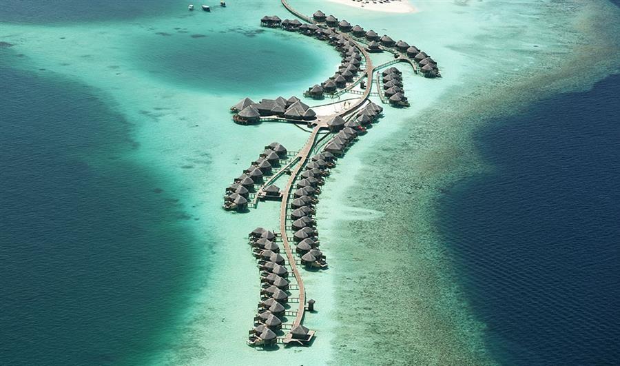 Đảo thiên đường Maldives