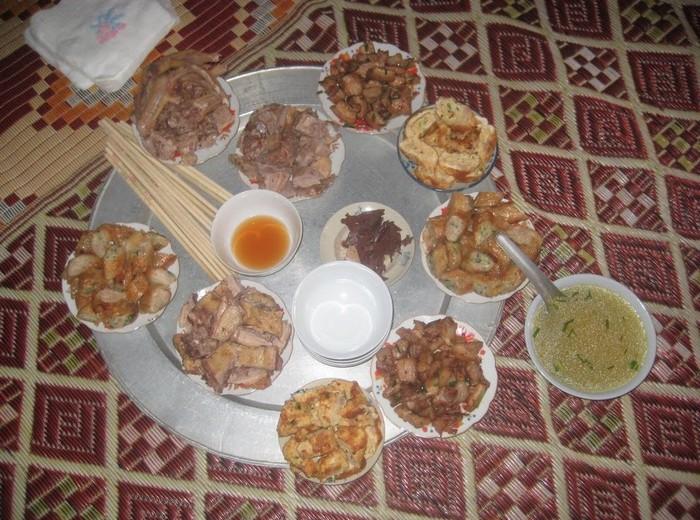 Bữa cơm truyền thống