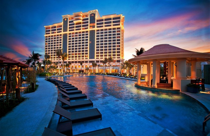 The Grand Hồ Tràm Strip Resort - khách sạn 5 sao nổi tiếng ở huyện Xuyên Mộc