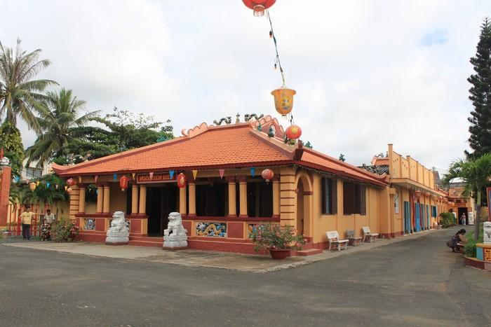 Đình thần Thắng Tam - nơi lưu giữ văn hóa truyền thống ở phố biển Vũng Tàu