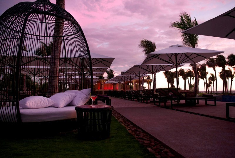 Hoàng hôn lãng mạn ở Salinda Phú Quốc
