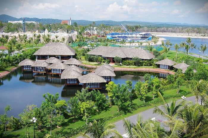 Một thoáng mộng mơ ở Vipearl Resort