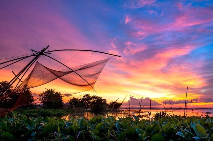 Hành trình về Châu Đốc mùa nước nổi - Ảnh: Nguyen Quoc Thang
