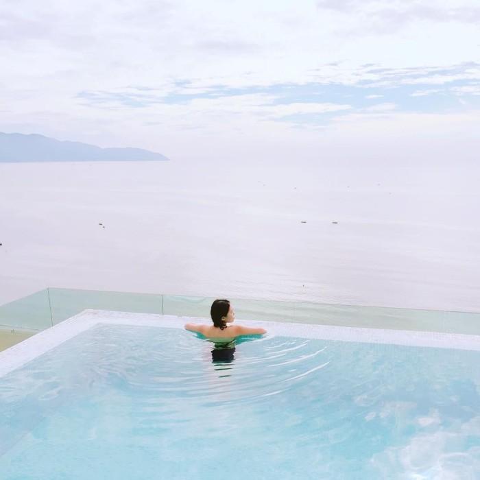 À La Carte đã định nghĩa lại khái niệm của hồ bơi - Ảnh: @siyeon_ing
