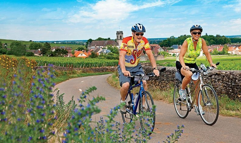 Chọn thời điểm đạp xe phù hợp