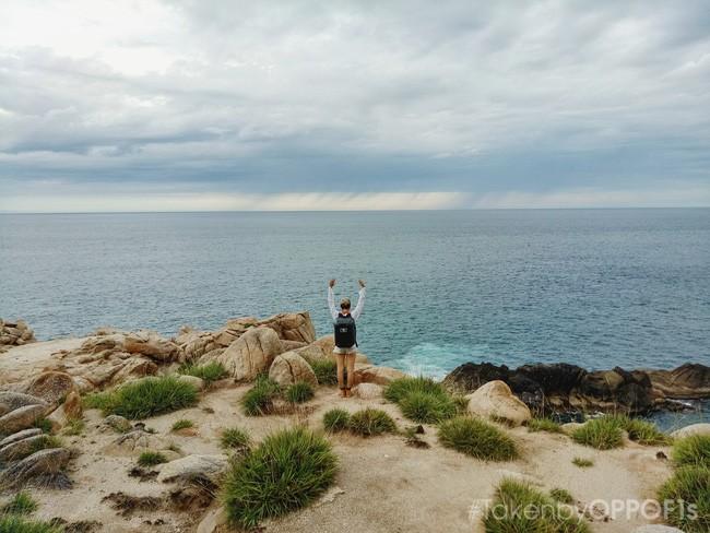Thả hồn mình về với biển khơi