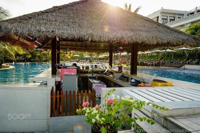 Những resort cũng là những lựa chọn tốt cho chuyến du lịch của người lớn tuổi