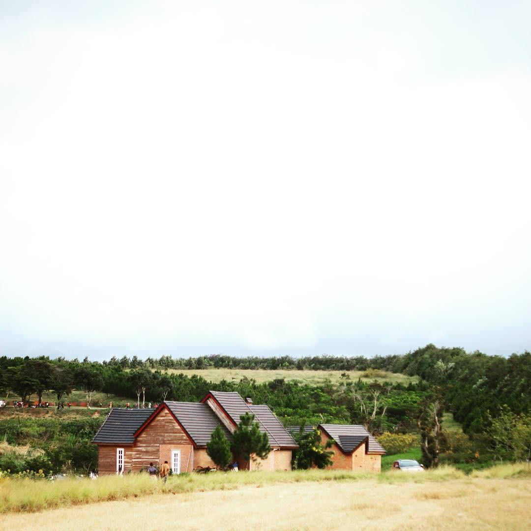 Khiến người ta liên tưởng tới một ngôi làng nhỏ ở châu Âu